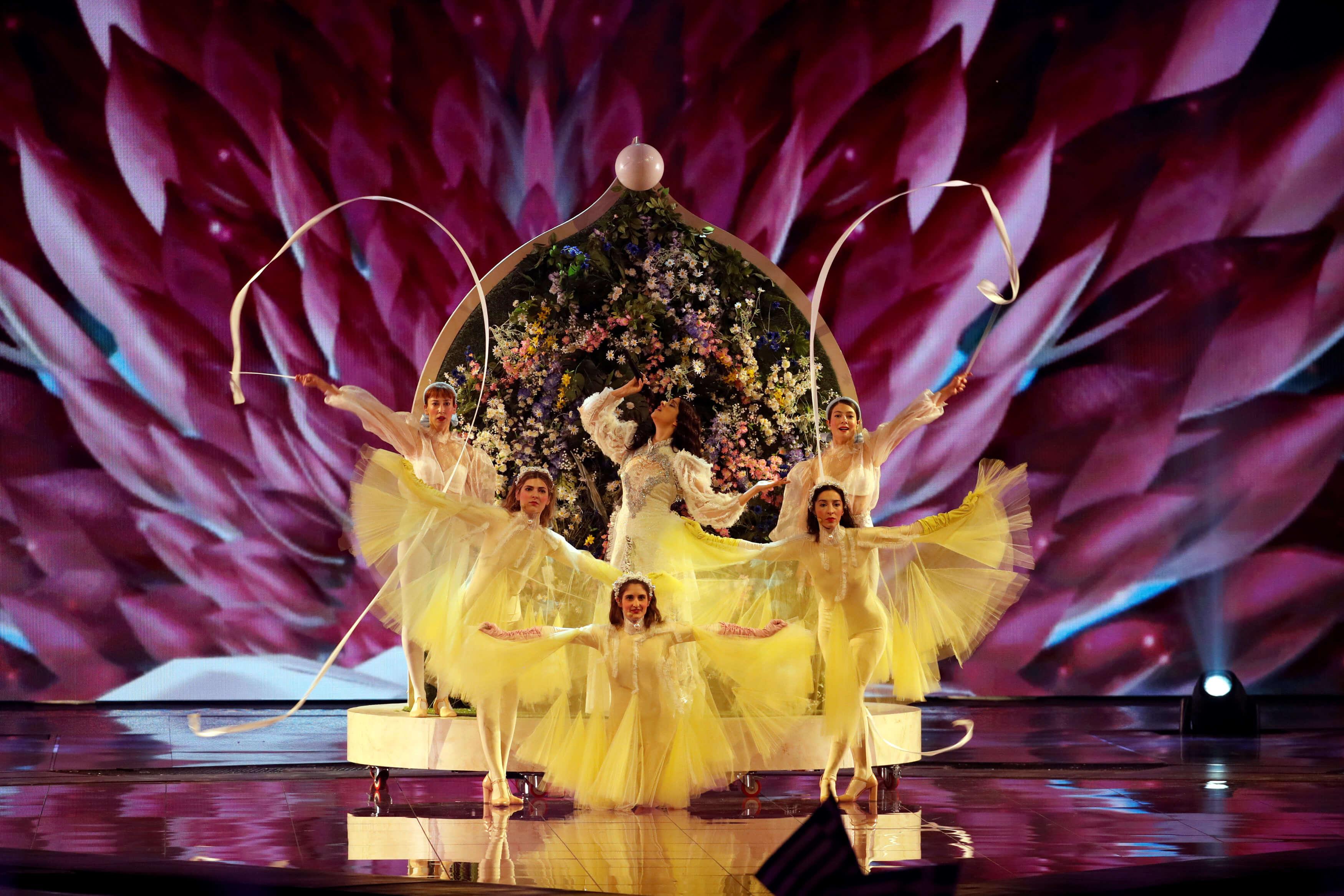 Τι τηλεθέαση έκανε ο πρώτος ημιτελικός της Eurovision