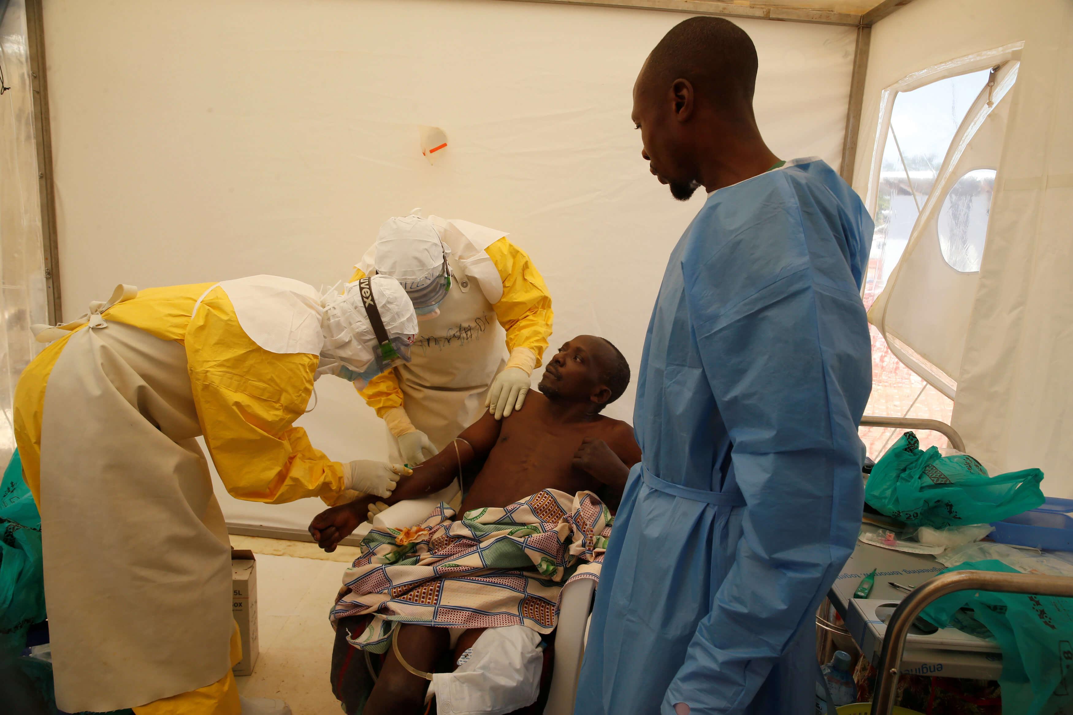 Κονγκό: Τέσσερις νεκροί από Έμπολα – Πολίτες αντιδρούν στα υγειονομικά μέτρα
