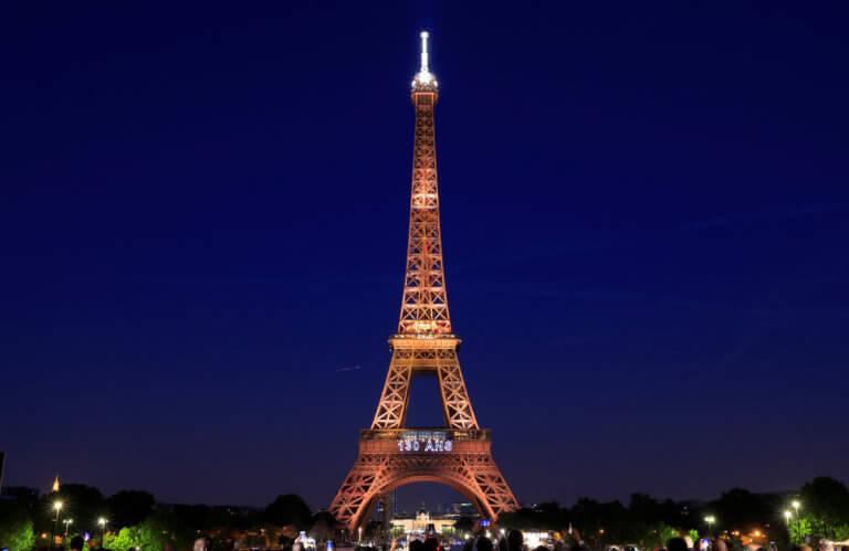 Νέο πάρκο στον Πύργο του Άιφελ ενόψει των Ολυμπιακών Αγώνων στο Παρίσι το 2024