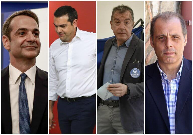 Εκλογές 2019: Αναμόρφωση του πολιτικού σκηνικού λίγο πριν τις… εθνικές κάλπες