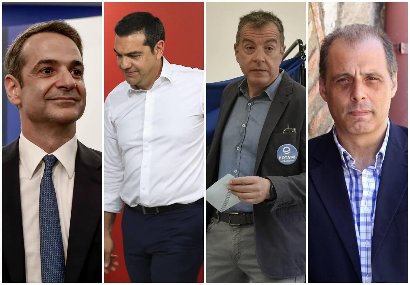 """Εκλογές στις 7 Ιουλίου με... αλλαγή του πολιτικού """"χάρτη"""" - """"Ποτάμι"""" τέλος και... """"αχνοφαίνεται"""" ο Βελόπουλος - Πως διαμορφώνεται το νέο κοινοβούλιο"""