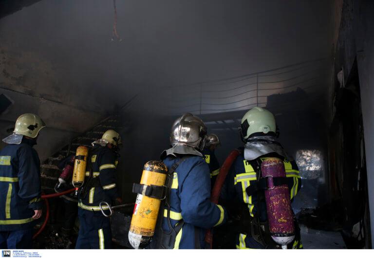 Ξεκαθάρισμα λογαριασμών η έκρηξη στο μαγαζί με τα ελαστικά στην Ελευσίνα