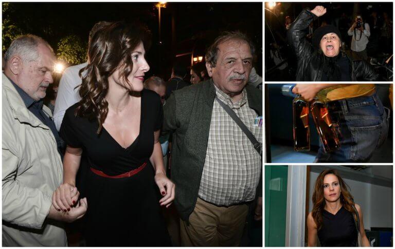 Αποτελέσματα ευρωκλογών: Έφη, Μπέτυ, ουίσκια και… Λουκά στα γραφεία του ΣΥΡΙΖΑ! pics