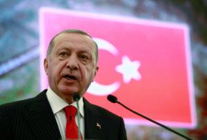 Ερντογάν: Σταθερότητα στην ανατολική Μεσόγειο μόνο αν προστατευτούν τα συμφέροντά μας