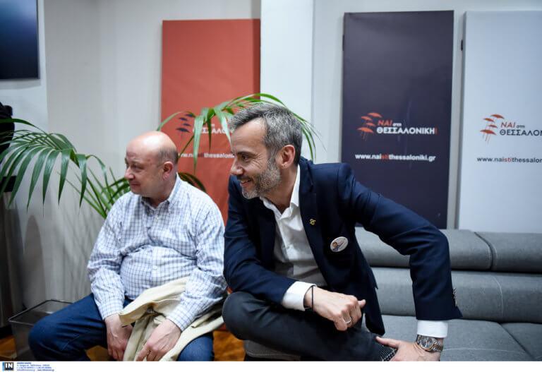 Αποτελέσματα εκλογών: Δεύτερος ο Κωνσταντίνος Ζέρβας στη Θεσσαλονίκη!
