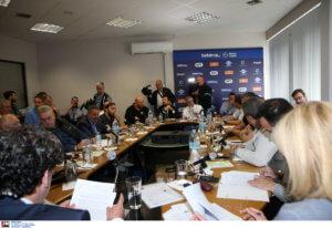 ΕΣΑΚΕ: Δεν συμφωνούν με τον Ολυμπιακό οι ομάδες