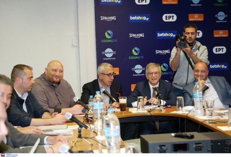 Basket League: «Μύλος» με τα πλέι οφ! Διαφωνία για το πότε θα ξεκινήσουν