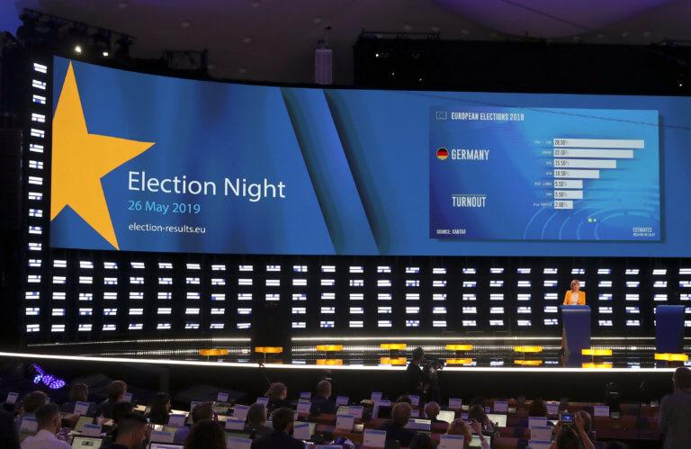 Ευρωεκλογές 2019: Έτσι μοιράζονται οι έδρες στο ευρωκοινοβούλιο