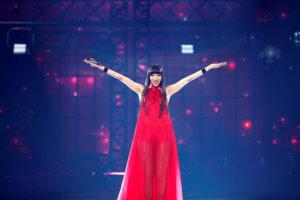 Eurovision: Dana International… αγνώριστη – «Μέσα» στον πρώτο ημιτελικό με Κατερίνα Ντούσκα, Τάμτα