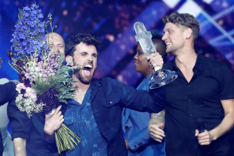 Eurovision 2019: Νικήτρια η Ολλανδία – 21η η Ελλάδα, 15η η Κύπρος