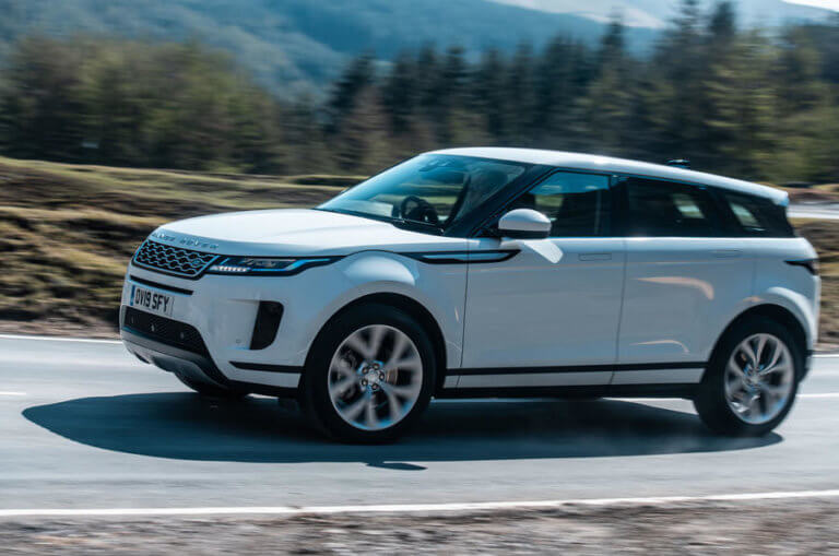 To Range Rover Evoque δεν θα αποκτήσει ηλεκτρική έκδοση