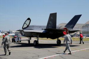 ΗΠΑ – Τουρκία: Σε… «καραντίνα» οι Τούρκοι πιλότοι των F-35! Φοβούνται κλοπή απόρρητων πληροφοριών