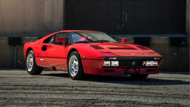 Γερμανός έκλεψε Ferrari αξίας 2 εκατ. ευρώ κατά τη διάρκεια του test drive