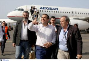 """""""Πυρετός"""" προετοιμασιών στην Κρήτη για την ομιλία Τσίπρα [pics]"""