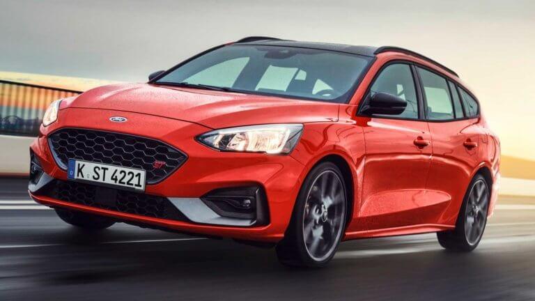 Έτοιμη και η πρακτική έκδοση του νέου Ford Focus ST [pics]