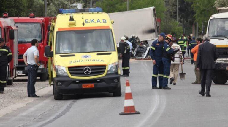 Κορωπί: Βίντεο ντοκουμέντο από το τρομερό τροχαίο δυστύχημα – Πλάνα που σοκάρουν! Video