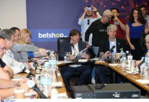 ΕΣΑΚΕ: Ολοκληρώνεται κανονικά το πρωτάθλημα! Απορρίφθηκαν με 13-1 όλες οι προτάσεις του Ολυμπιακού