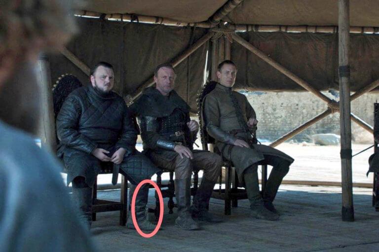 Game of Thrones: Ντροπιαστικό – Και νέα γκάφα στο τελευταίο επεισόδιο!