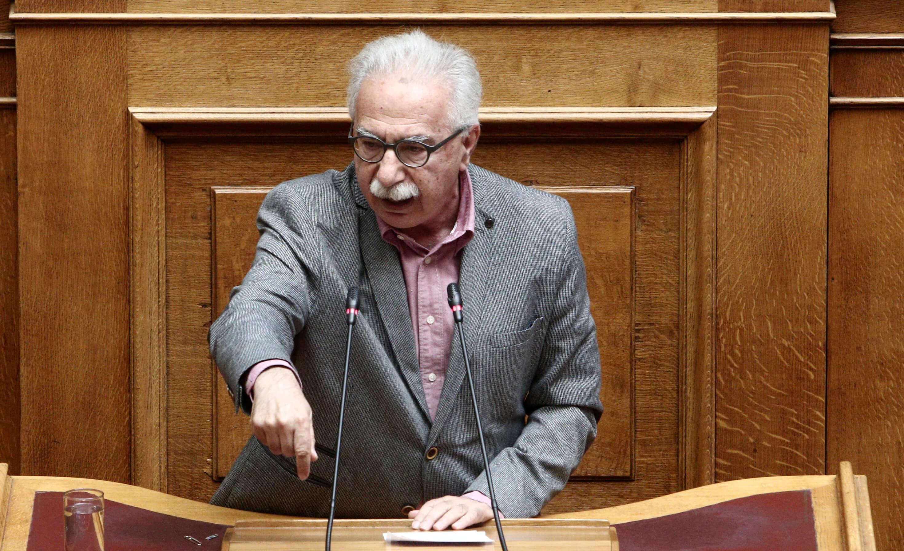 Γαβρόγλου: Η ΝΔ υιοθετεί υβριστική ρητορική για να κρύψει τις θέσεις της