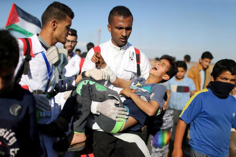 Ακόμη ένας νεκρός στη Γάζα! 100 ρουκέτες έριξαν οι Παλαιστίνιοι στο Ισραήλ