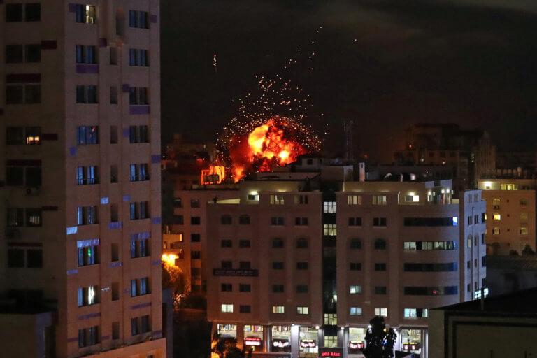 Τύμπανα πολέμου στη Μέση Ανατολή! Έκρυθμη παραμένει η κατάσταση στη Λωρίδα της Γάζας