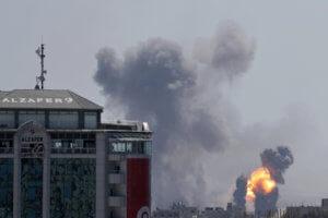 Συμφωνία για κατάπαυση πυρός στη Γάζα μετά τους 27 νεκρούς