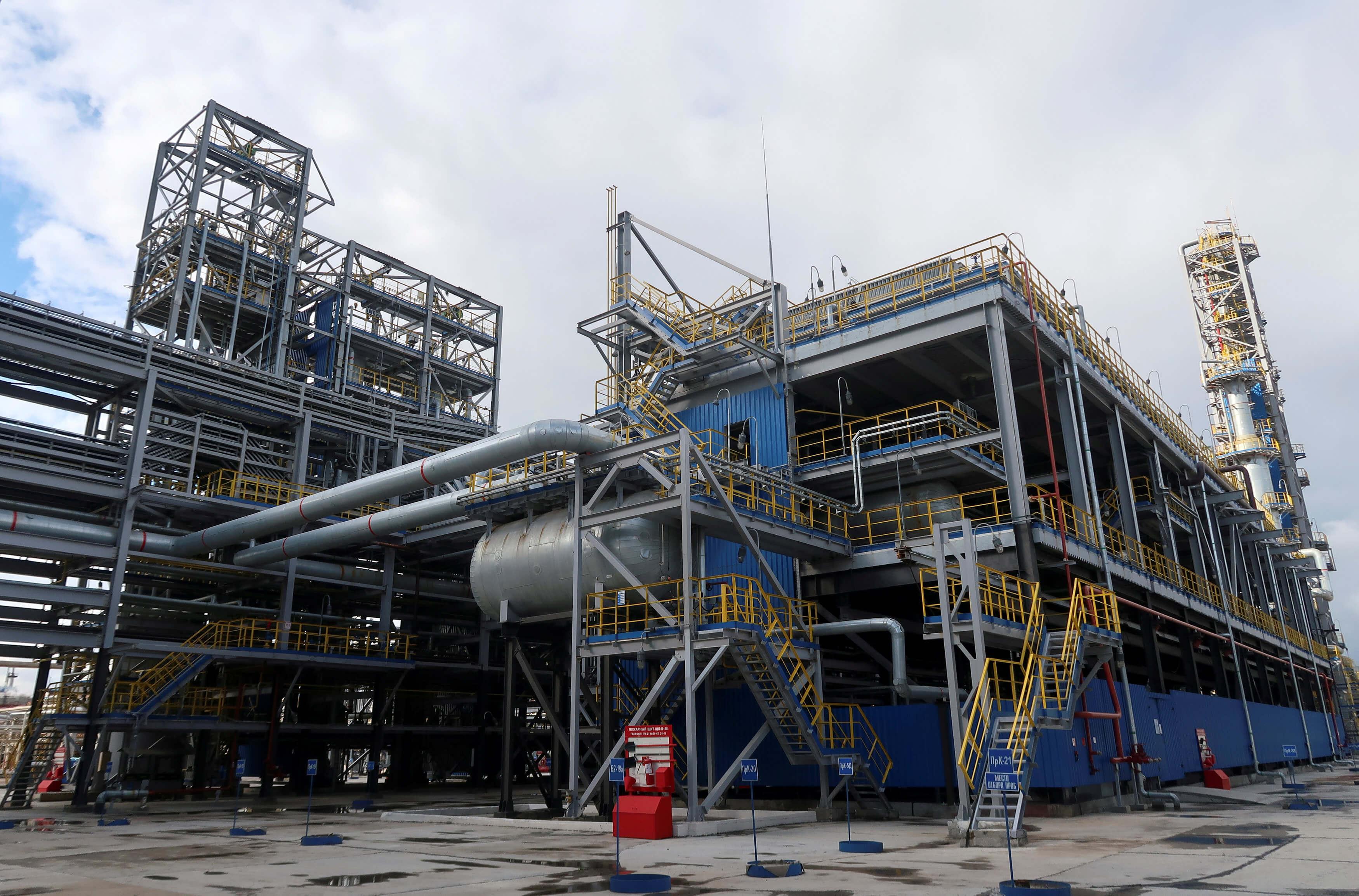 Gazprom: Θα ολοκληρώσει μόνη τον αγωγό Nord Stream 2 σε περίπτωση κυρώσεων
