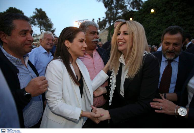 Εκλογές 2019: Η Γεννηματά στους πλημμυροπαθείς της Κρήτης – Επίθεση στην κυβέρνηση μετά την αυτοψία της!
