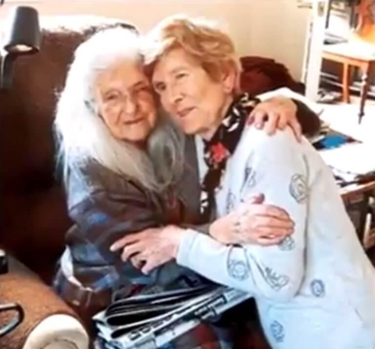 Ιρλανδία: 81χρονη συνάντησε για πρώτη φορά τη… μητέρα της! video