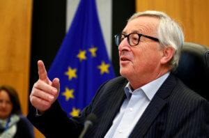 Γιούνκερ: «Στην Ευρώπη το πρόβλημα είναι ότι δεν αγαπάμε ο ένας τον άλλον»