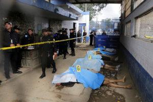 Γουατεμάλα: Τουλάχιστον επτά νεκροί από ανταλλαγή πυρών σε φυλακή [pics]