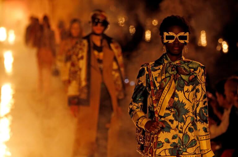 Μοντέλα 18 χρονών και άνω για Gucci και Saint Laurent