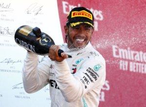 Formula 1: Κάνει… πλάκα η Mercedes! Πρώτος ο Χάμιλτον, δεύτερος ο Μπότας