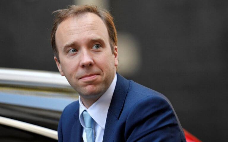 Βρετανία: Ακόμη ένας… μνηστήρας για την θέση της Μέι – Υποψήφιος και ο υπουργός Υγείας