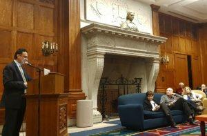 Εκδήλωση στο Χάρβαρντ για την απόκτηση του αρχείου του Νίκου Γκάτσου
