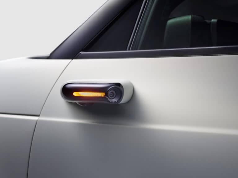 To Honda e θα έχει κάμερες αντί για πλευρικούς καθρέφτες