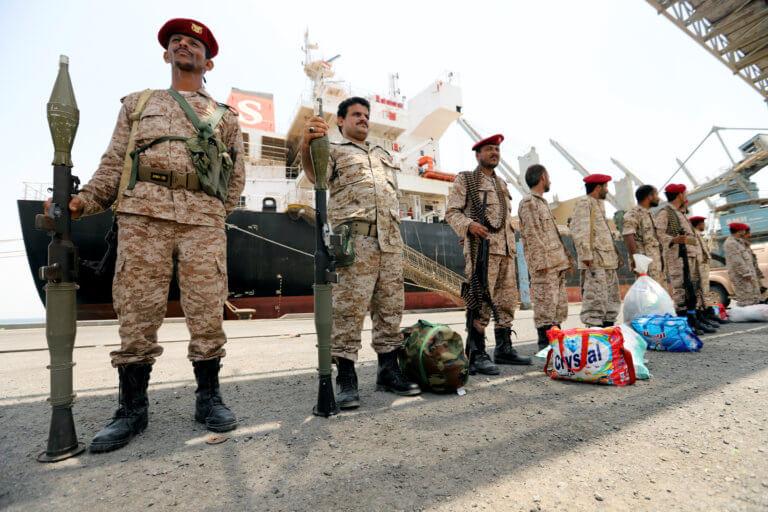 Οι Χούθι εξαπέλυσαν επίθεση με drone σε αεροδρόμιο στη Σαουδική Αραβία