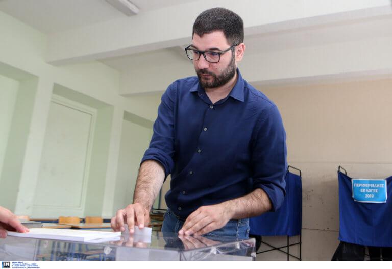 Εκλογές 2019 – Ηλιόπουλος: Να φτιάξουμε μία Αθήνα πιο δημοκρατική, μια Αθήνα αντιφασιστική