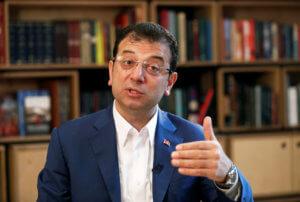 «Άναψαν» τα αίματα στο CNN Turk για τον «Έλληνα» Εκρέμ Ιμάμογλου [video]