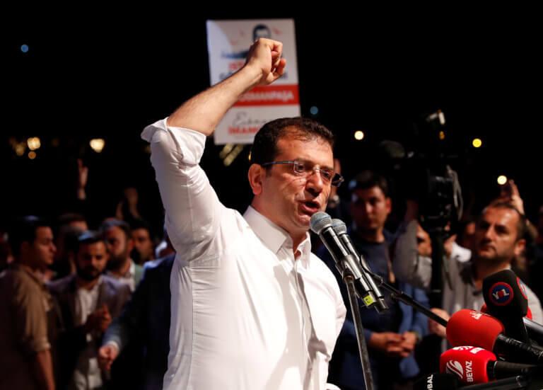 Τουρκία: «Δώρο» στον Ιμάμογλου! Αποσύρεται υποψήφιος δήμαρχος!