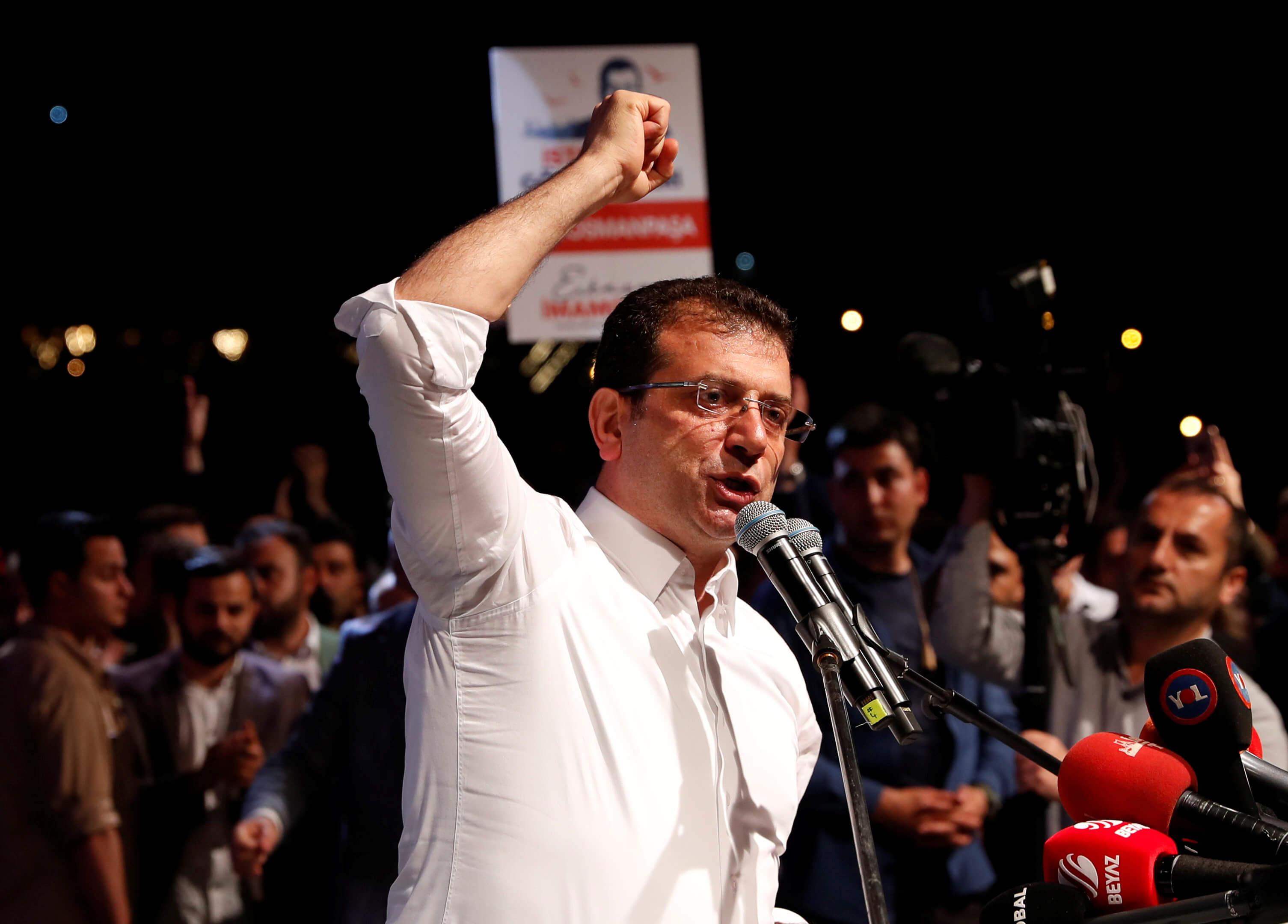 """Τουρκία: """"Δώρο"""" στον Ιμάμογλου! Αποσύρεται υποψήφιος δήμαρχος!"""