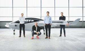 Αυτό είναι το πρώτο ιπτάμενο ηλεκτρικό ταξί κάθετης απογείωσης – video