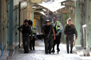Επίθεση με μαχαίρι στην Ιερουσαλήμ – Δύο τραυματίες