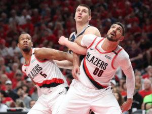 Διπλό break στο NBA! Έβαλαν «φωτιά» στα πλέι οφ Νάγκετς και Ράπτορς – videos