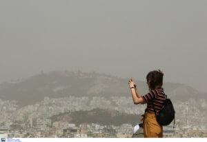 Καιρός σήμερα: Σκηνικό Σαχάρας με σκόνη, συννεφιά και αυξημένη θερμοκρασία