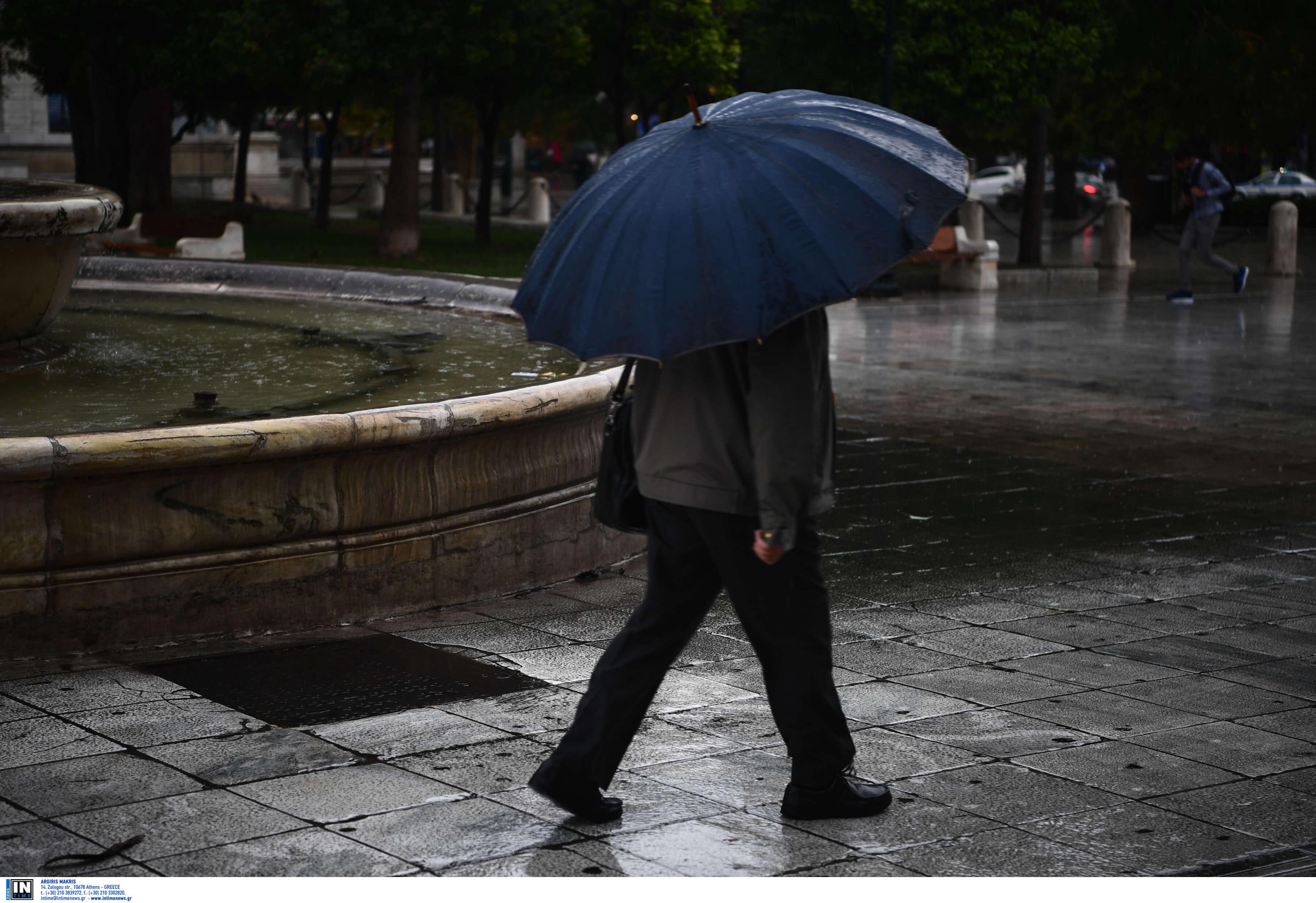 Καιρός: Επιδείνωση με βροχές και καταιγίδες και πτώση θερμοκρασίας!