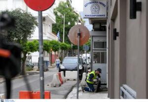 Η «Χαοτική Συγχορδία» ανέλαβε την ευθύνη για την επίθεση στο ΑΤ Καισαριανής