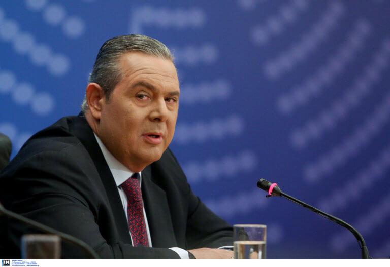 Εκλογές 2019 – Καμμένος: Το βράδυ της Κυριακής ο Τσίπρας θα προκηρύξει εκλογές