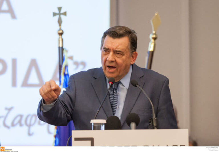 Εκλογές 2019: Αποχωρεί από την ηγεσία του ΛΑΟΣ ο Γιώργος Καρατζαφέρης