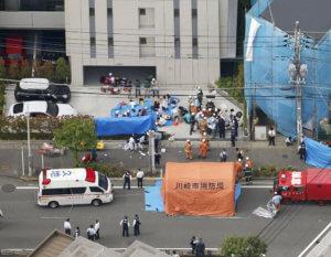 Τρόμος στην Ιαπωνία – Επίθεση με μαχαίρι κατά παιδιών – Δυο νεκροί, αυτοκτόνησε ο δράστης